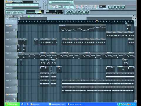 Jabbawockeez-Without You FL Studio 10 Remake+FLP DOWNLOAD