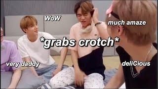 NCT still being extra