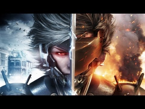 Metal Gear - Rising Revengeance - All Cutscenes Movie (Best Version)