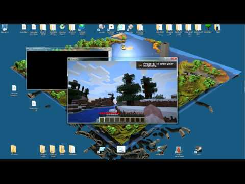 How to Install Minecraft Comes To Life Mod 1.2.5 with the AdventurePro