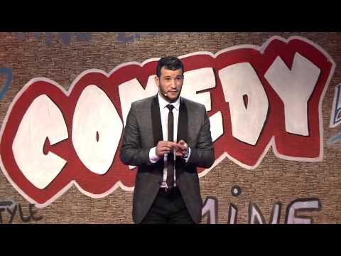 SAMIR BENALLA sketch(premier RDV) émission AMINE COMEDY BLED