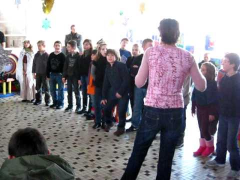 Swann Ménigot - Chienne de vie par le fan club de Festigny - Leuvrigny