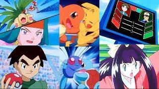 Pokemon Indigo League - Ash