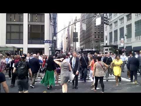 New York City VEGAN Activism (Times Square Broadway Show TV Mexico India China)