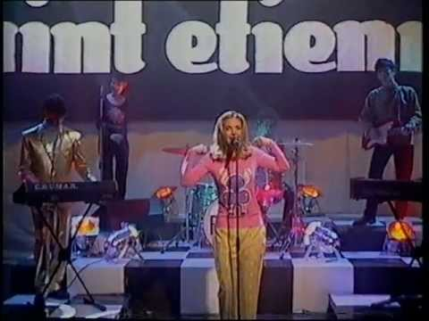 Saint Etienne - You&#039;re In A Bad Way