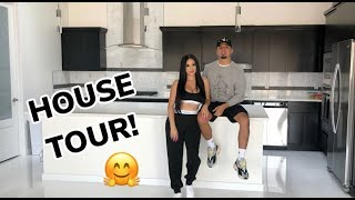 OUR EMPTY HOUSE TOUR! 😁
