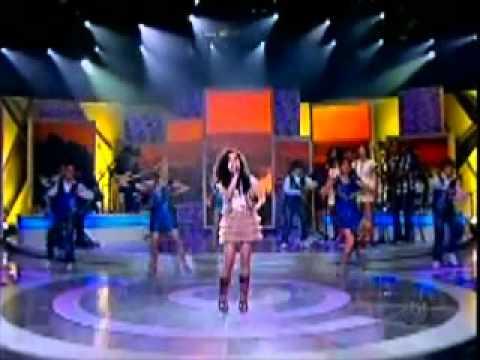 Michely Manuely - Jerusalém - Programa Raul Gil - Jovens Talentos Kids - 29-10-11