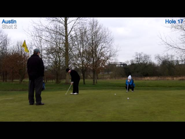 [HD] Izaak Walton Golf Club [24th February 2013]