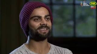 Virat Kohli Interview Before The World Cup Semi Final 2015 HD