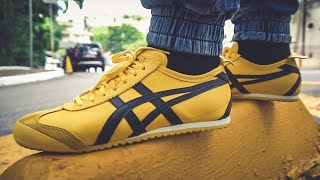"8 CURIOSIDADES DO ONITSUKA TIGER MEXICO 66 ""KILL BILL"""