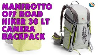 Manfrotto Off Road Hiker 30 LT Camera Backpack Review #manfrotto