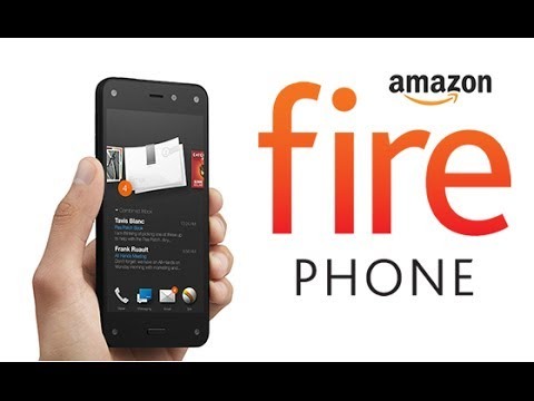 Amazon Fire Phone 32GB AT&T