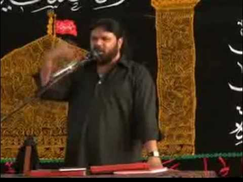 Shoukat Raza Shoukat | 01 Muharam 1434 | 16.11.2012 | Al Hussain Rasul Nagar | Part 1 2 video