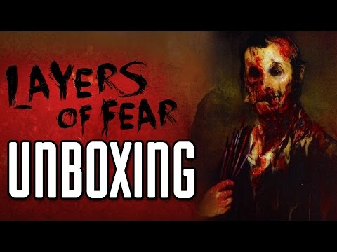 Layers of Fear Unboxing