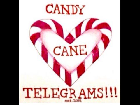 Candy Cane Telegrams