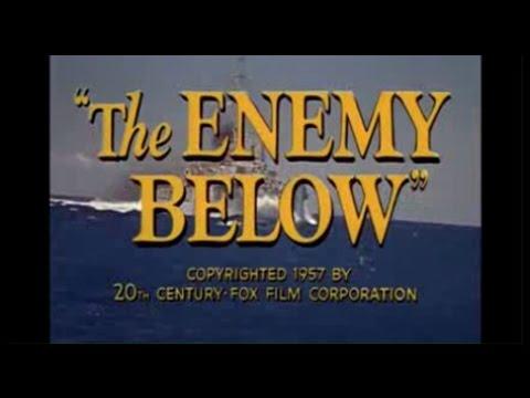 「眼下の敵」The Enemy Below(1957米・西独)