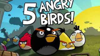 Angry Birds In-game Trailer