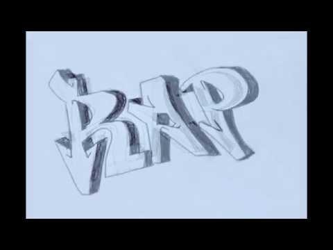 Como hacer un graffiti con mi nombre