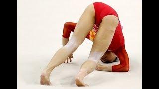 GYMNASTICS FALLS: OLYMPICS EDITION