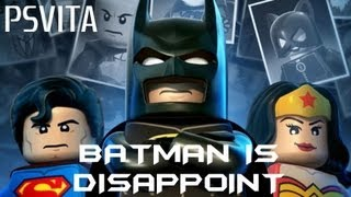 PS Vita - Lego Batman 2_ Should You Buy it?