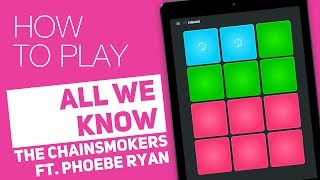 download lagu How To Play: All We Know The Chainsmokers Ft. gratis