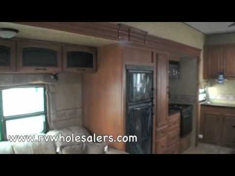 2011 Sandpiper 345RET Fifth Wheel Camper at RVWholesalers.com 025341 - Satin