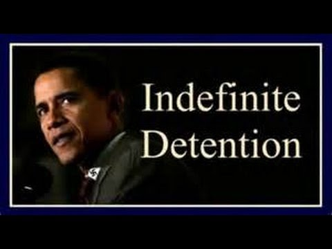 2014 Breaking News NDAA law Obama can indefinitely detain Americans with no due process