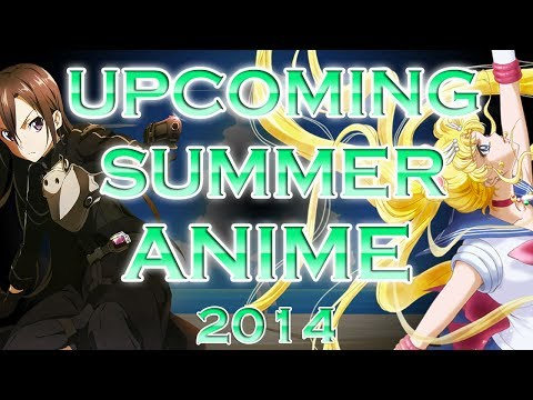 Upcoming Summer Anime 2014 Line Up