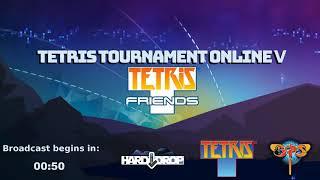 Tetris Tournament Online V - Grand Finals