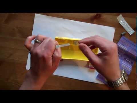 Naloxone kit preperation (injection)