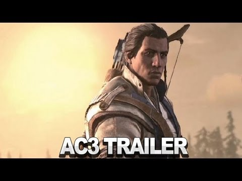 Assassin\'s Creed 3 Trailer - AnvilNext Engine