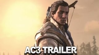 Assassin's Creed 3 Trailer - AnvilNext Engine