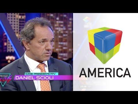Scioli: Yo represento la continuidad con cambio
