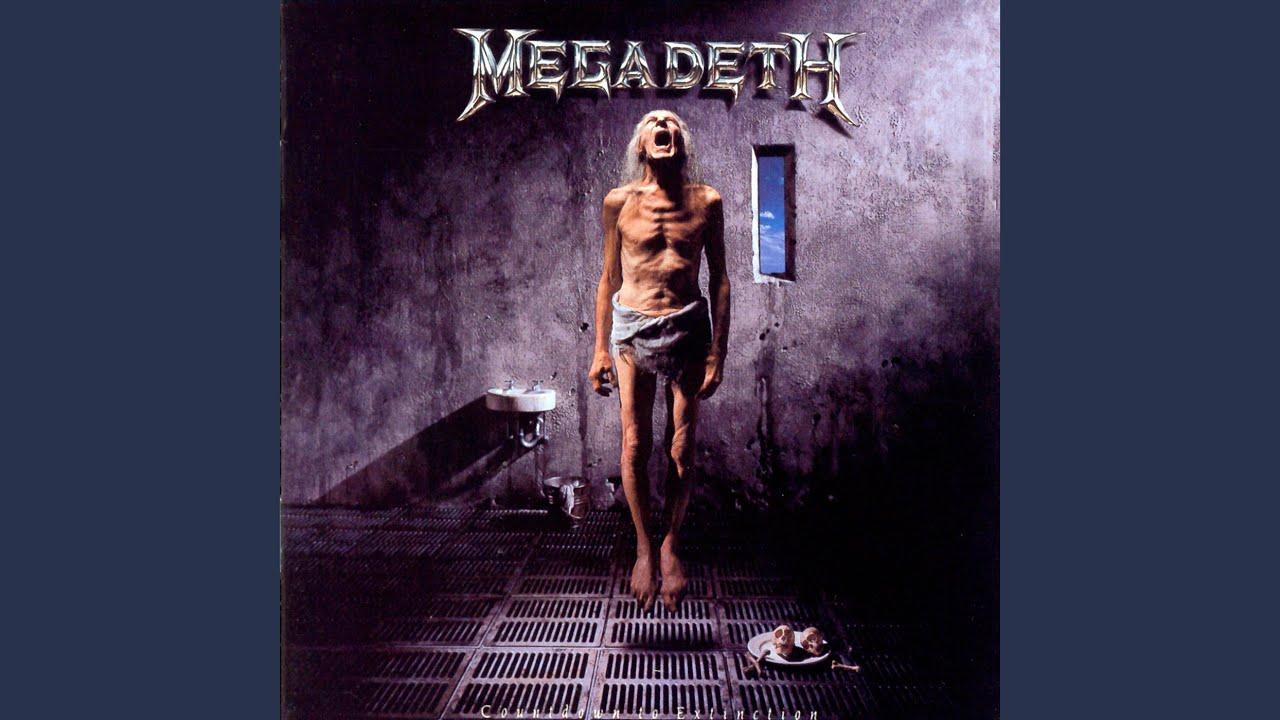 Megadeth countdown to extinction wallpaper