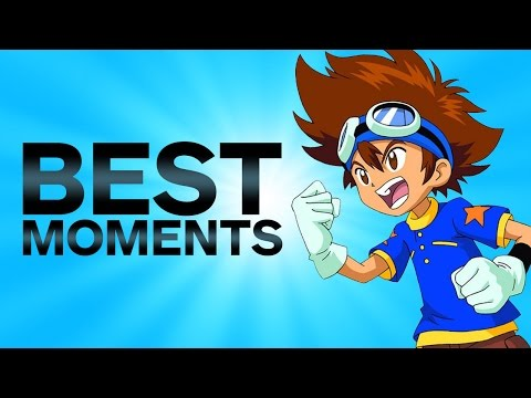 9 Best Digimon Moments - What To Watch video