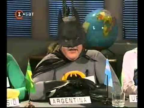 Cha cha cha - Convención de Batmanes del Mercosur