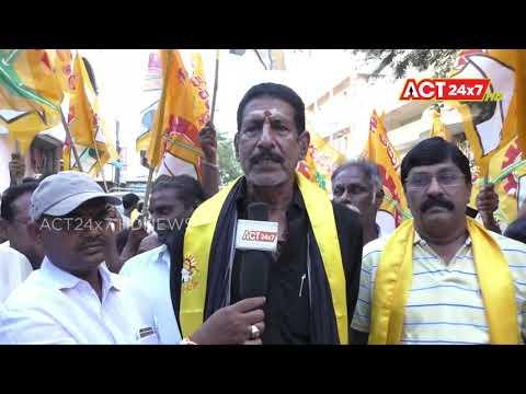 Mungamuru Sridhar Krishna Reddy @ Nagara Darsini   Nagara Vikasam    Nellore    ACT24X7HDNEWS