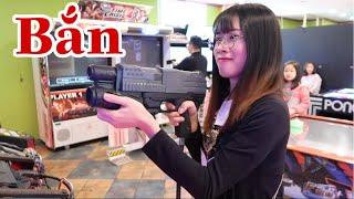[Vlog35] khám phá khu vui trò giải trí game tại hàn quốc