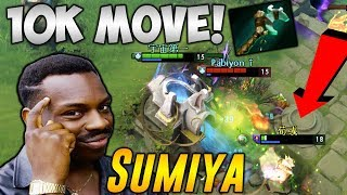 SumiYa INVOKER [10K MOVE!!!] Dota 2 Highlights TV