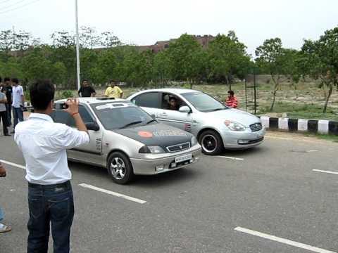 Maruti Esteem VS Hyundai Verna