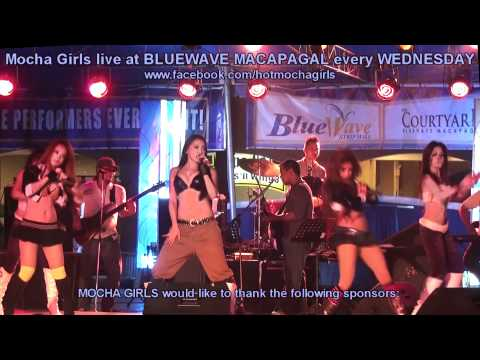 RUDE BOY- Mocha Girls at Bluewave