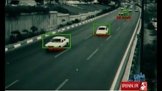 Iran PFK vision co. made Traffic Control camera ساخت دوربين ترافيك و رادار سرعت سنج ايران