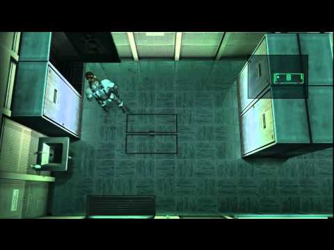 Metal Gear Solid 2: Sons Of Liberty Hd - Solid Snake Masturbating :-) video