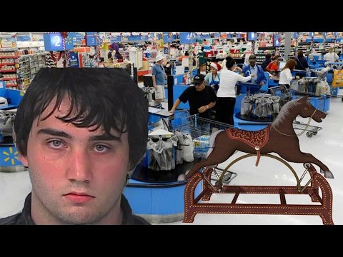 Florida Man Has Intercourse With A Toy Horse In Walmart video
