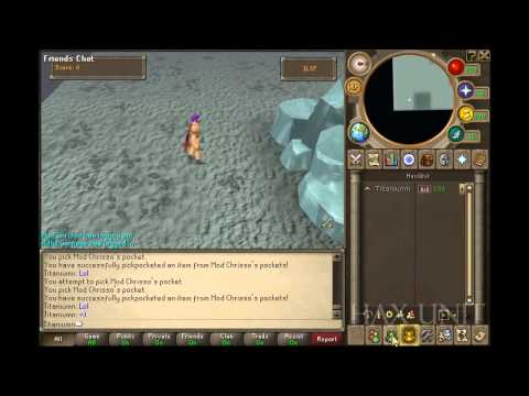 The Rotten Potato - Being Jagex Mod For A Minute
