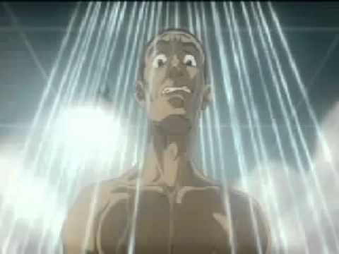 The Boondocks- A Date With The Health Inspector (uncensored) video