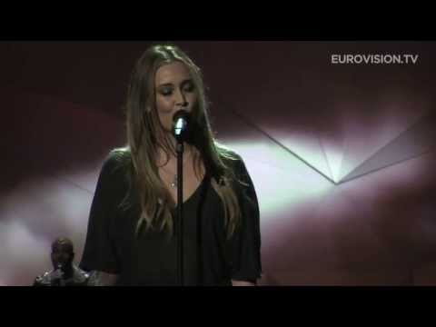Anouk - Birds (The Netherlands) Second Rehearsal