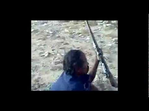 Yemen Sniper Filmed   Not A Joke video