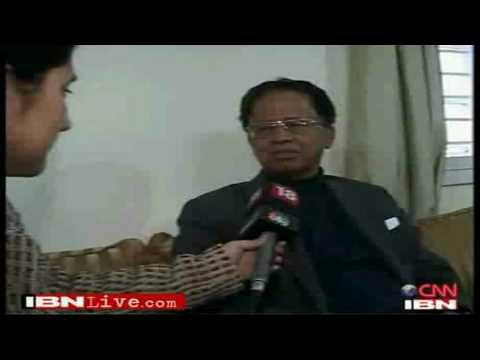 Series Bomb Blast In Assam's Tinsukhia ! :: Talk With CM Gogoi
