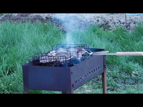 Наш любимый рецепт шашлыка из баранины